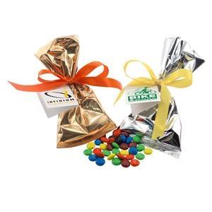 Chocolates Favor/Mug Stuffer Bags with Ribbon