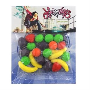 Billboard Full Color Header Candy Bag-  with Runts