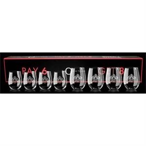 Caberbet/Viognier Glass- Set of Eight