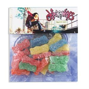 Large Billboard Full Color Header Candy Bag-Sour Patch Kids
