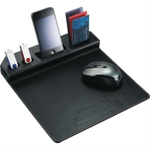 Metropolitan Mouse Pad with Phone Holder