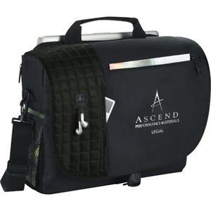 """Verve TSA 15\"""" Computer Messenger Bag"""