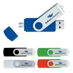 On the Go USB 2.0 Flash Drive