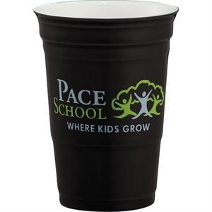 Game Day Ceramic Cup 12oz