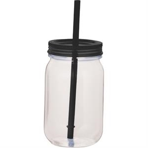 Game Day Mason Jar 25oz