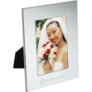Radiance Silver Plated Photo Frame