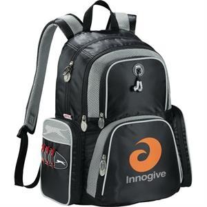 """Slazenger(TM) Turf Series 15\"""" Computer Backpack"""
