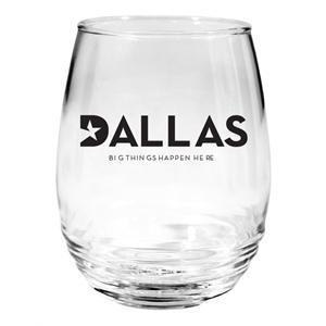 Eminence 11 Oz. Stemless Wine Glass