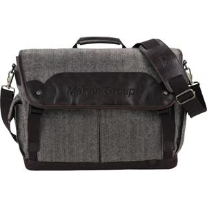 "Cutter & Buck(R) Pacific 17"" Computer Messenger Bag"