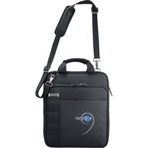 """Kenneth Cole® Vert TSA 15\"""" Messenger Bag"""