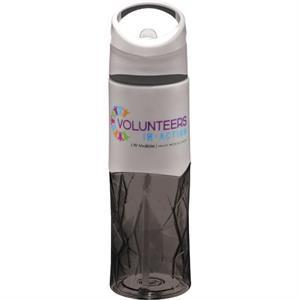 Geometric BPA Free Sport Bottle 28oz