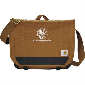 "Carhartt(R) Signature 17"" Computer Messenger Bag"