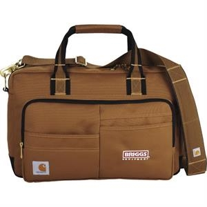 "Carhartt(R) Signature 17"" Computer Briefcase"