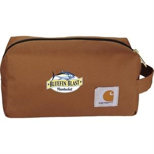 Carhartt(R) Signature Water Repellant Travel Case