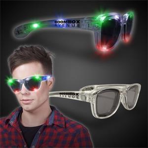Multi Color LED Sunglasses
