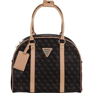 "Guess(R) Logo Affair Dome Travel 15"" Computer Tote"