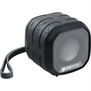 High Sierra(R) Grizzly Outdoor NFC Bluetooth Speaker