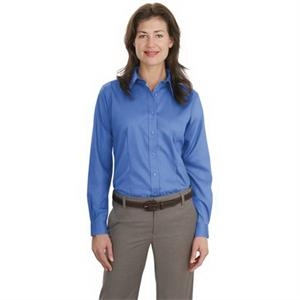 Port Authority Ladies Non-Iron Twill Shirt.