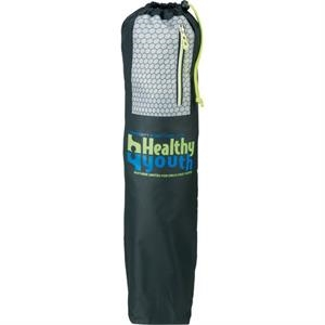 New Balance(R) PVC Free Yoga Mat and Bag