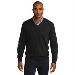 Port Authority V-Neck Sweater.