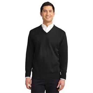 Port Authority Value V-Neck Sweater.