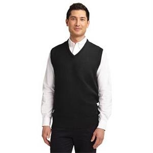 Port Authority Value V-Neck Sweater Vest.