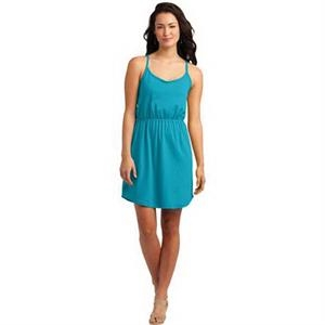 District Juniors Strappy Dress.