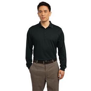 Nike Long Sleeve Dri-FIT Stretch Tech Polo.