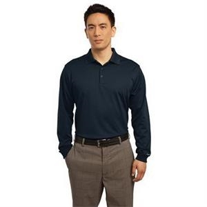 Nike Tall Long Sleeve Dri-FIT Stretch Tech Polo.