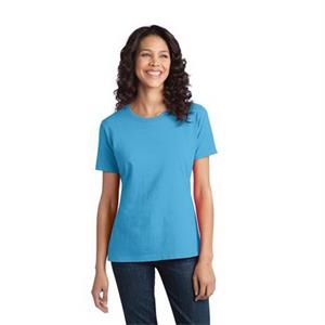 Port & Company - Ladies Ring Spun Cotton Tee.