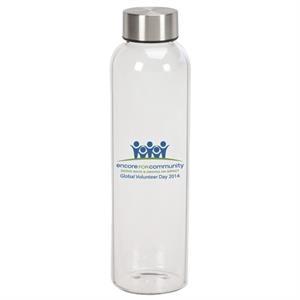 18 oz. Domingo Deluxe Glass Bottle