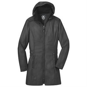 Ogio Ladies  Quarry Trench Jacket