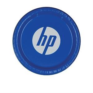 "7\"" Plastic Plate - Blue"