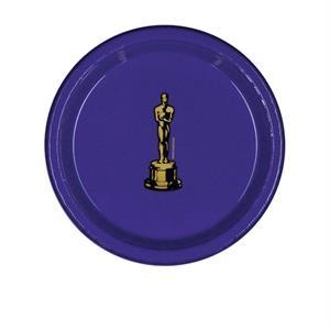 """7\"""" Plastic Plate - Purple"""