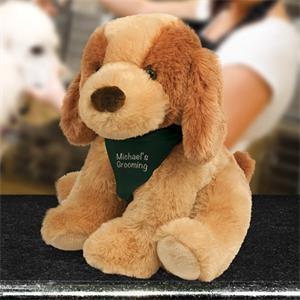 Chelsea (TM) Plush Dog - Bo