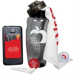Sure Grip Golf Kit with Wilson Ultra Golf Ball