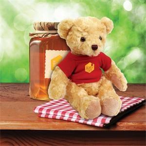 Chelsea (TM) Plush Teddy - Honey Bear