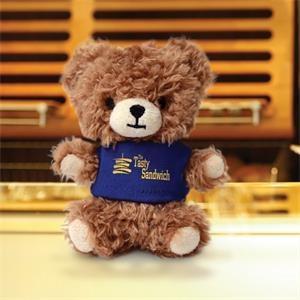 Chelsea (TM) Plush Furry Bear
