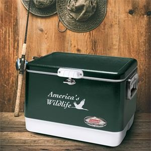 Coleman (R) 54-Quart Classic Steel Belted Cooler