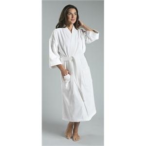 The Velour Terry Kimono Robe