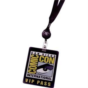"4 1/4\"" W x 6\"" H Plastic ID Badge"