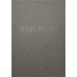 TexturedMetallic Flex - Medium NoteBook