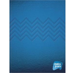 Gloss Metallic Flex Perfect Book - Large Note Book