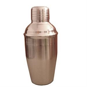 12 oz copper plated stainless steel shaker