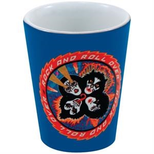 15 oz Full Color Collector Cup/Ceramic Shot