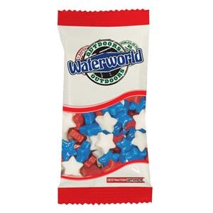 Snack Promo Pack Candy Bag with Stars