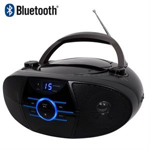 Jensen Portable Stereo CD Player Stereo Radio - Bluetooth