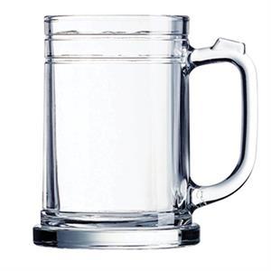 16 oz sturdy Koblenz Glass Stein
