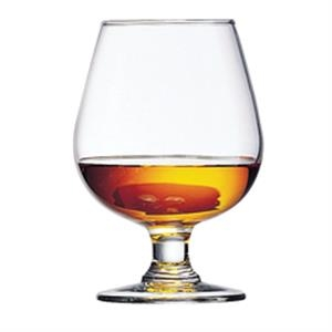12 oz Excaliber 	Brandy glass with base