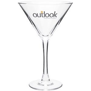 10 oz. Martini Clear